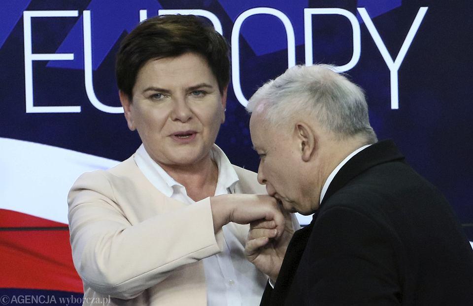 Wybory do Parlamentu Europejskiego w Warszawie, 26.05.2019