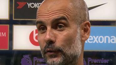Pep Guardiola o mistrzostwie Liverpoolu