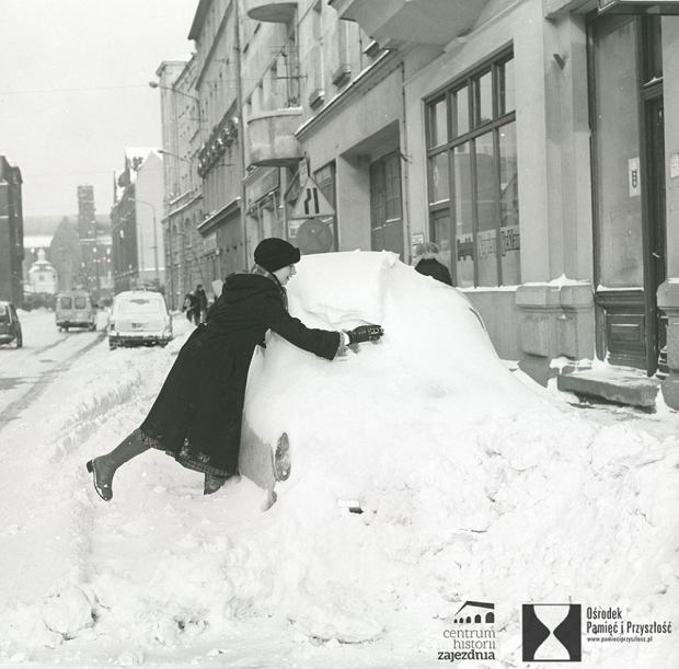 Zima stulecia we Wrocławiu