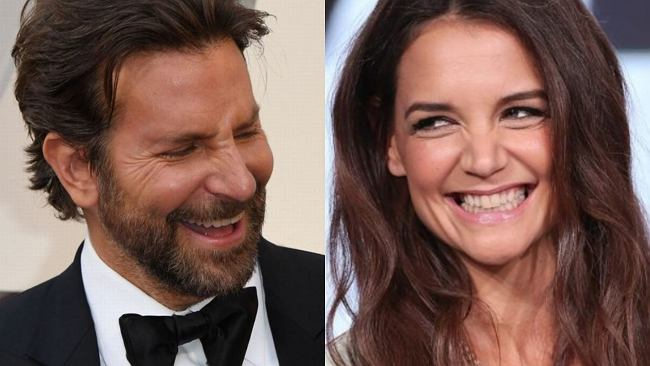 """Bradley Cooper i Katie Holmes mają romans? """"Byli wpatrzeni w siebie niczym nastolatkowie"""""""