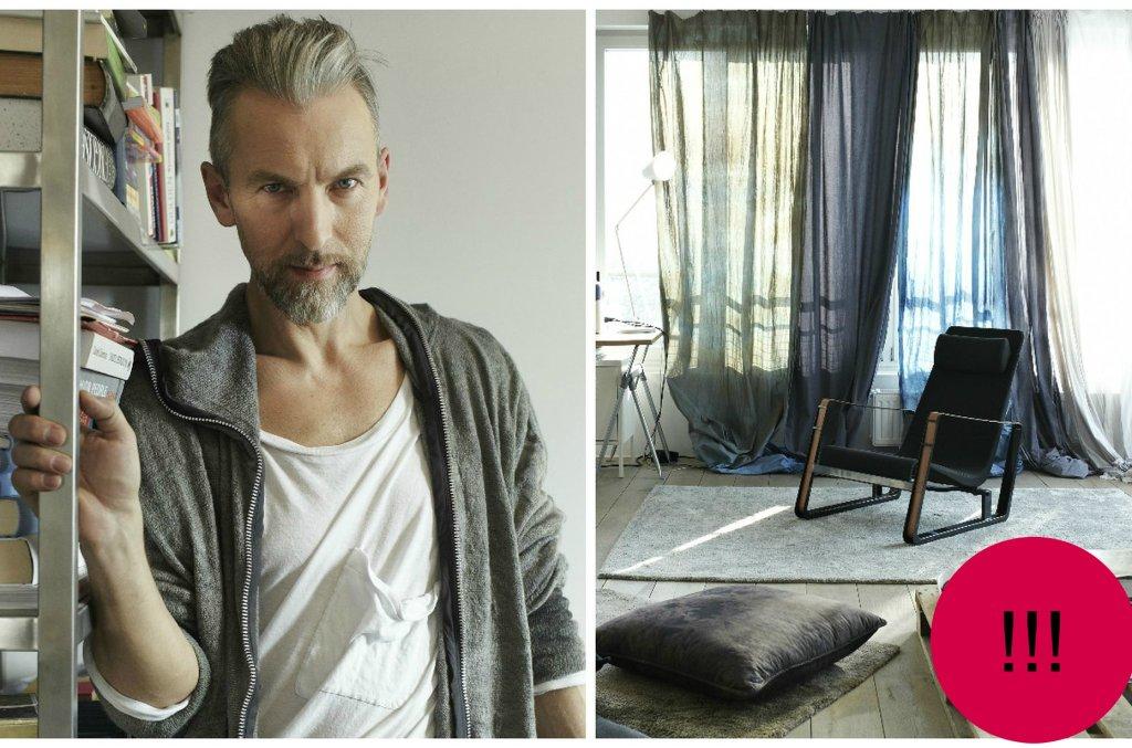 .Robert Kupisz obecnie jest jednym z najpopularniejszych, polskich projektantów mody. Jego kolekcje podbiły serca wielu postaci show-biznesu. Ma charakterystyczny styl, a jego kolekcje trudno pomylić z twórczością innych designerów. To samo tyczy się wystroju wnętrza - mieszkanie Kupisza w pełni odzwierciedla gust projektanta. Zobaczcie, jak je urządził!
