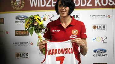 Leona Jankowska, Widzew