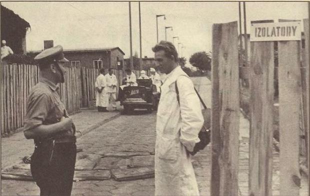 Epidemia czarnej ospy we Wrocławiu w 1963 roku