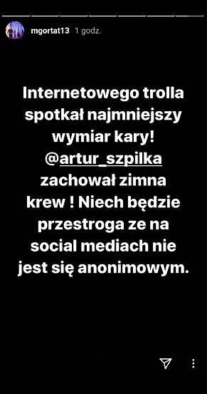 Marcin Gortat broni Szpilkę po incydencie na piątkowej gali