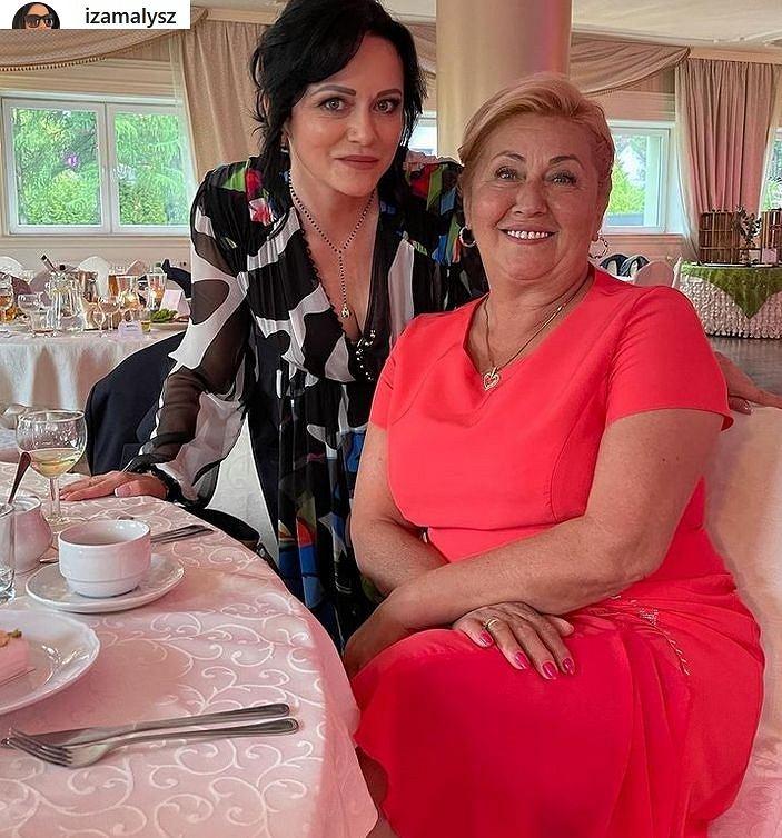 Iza Małysz pokazała zdjęcie z mamą