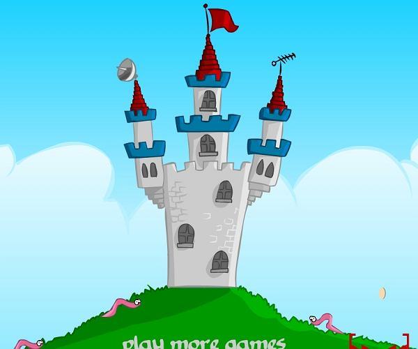 Postrzelony zamek