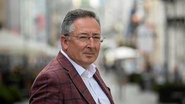 Wybory parlamentarne 2019. Bartłomiej Sienkiewicz, lider listy KO do sejmu