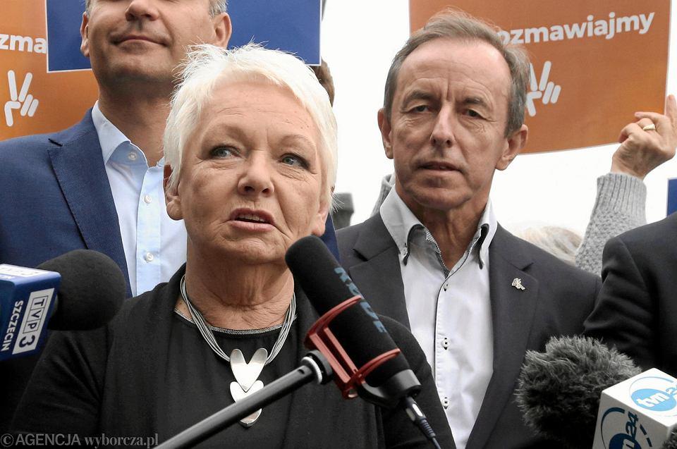 Wybory parlamentarne 2019. Tomasz Grodzki i Magdalena Kochan będą kandydatami opozycji do Senatu