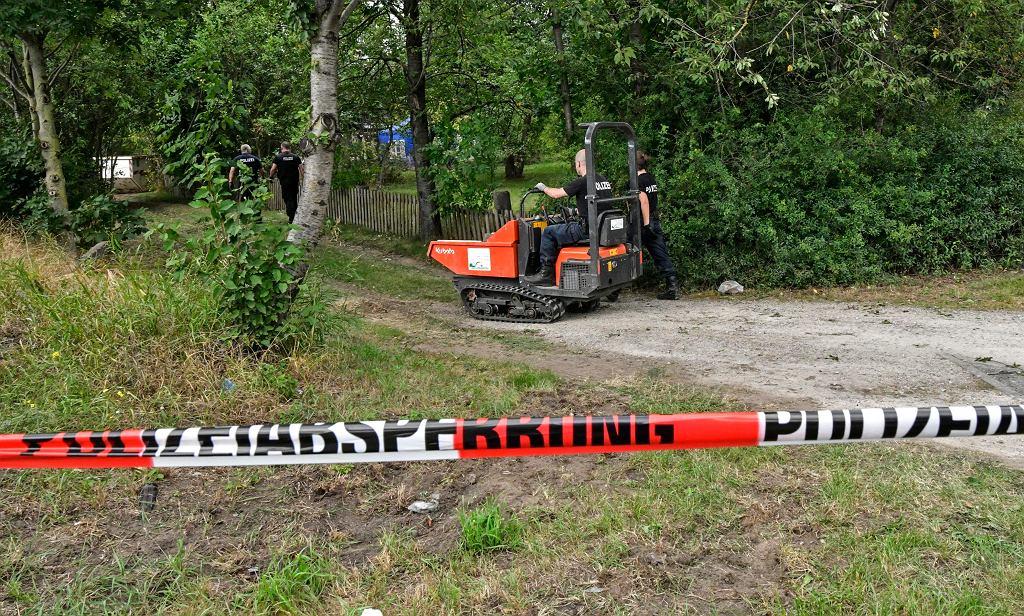 Zaginięcie Madeleine McCann. Niemiecka policja przeszukała działkę w Hanowerze