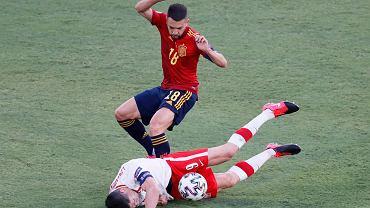 UEFA wybrała piłkarza meczu Hiszpania - Polska.