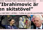 Ligue 1. Beenhakker o Ibrahimoviciu: To straszny dupek