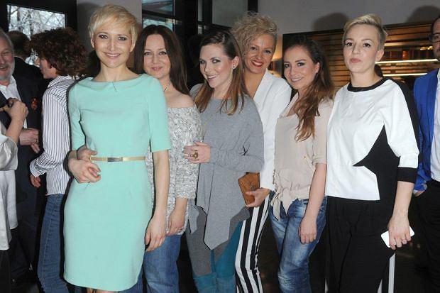 Dorota Szelągowska, Magda Steczkowska, Kasia Klich, Ola Kwaśniewska