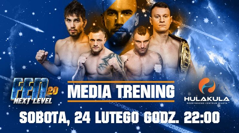 Gala Fight Exclusive Night 20 'Next Level'