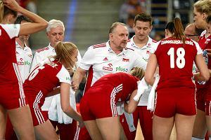 Polskie siatkarki walczą o igrzyska. Wiadomo, z kim się zmierzą