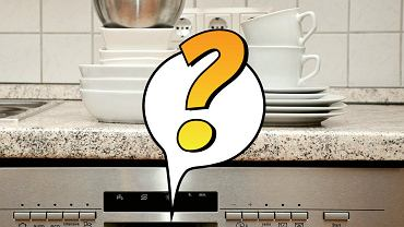 Jak naprawić zepsutą zmywarkę?