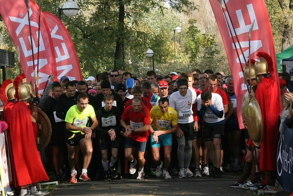 Start II Biegu