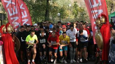 """Start II Biegu """"Wybiegaj sprawność"""" w 2012 r."""