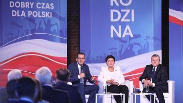 Konwencja PiS w Łodzi