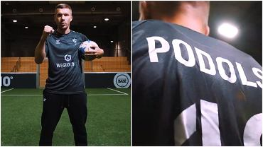 Lukas Podolski nowym zawodnikiem Górnika Zabrze