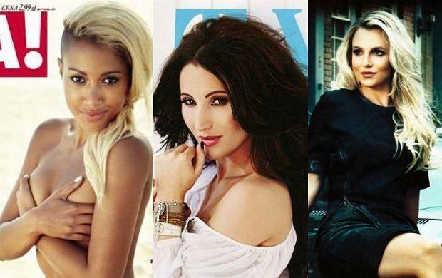 Patricia Kazadi, Justyna Steczkowska, Britney Spears