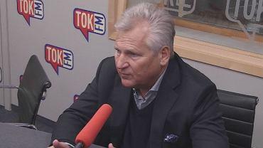 Aleksander Kwaśniewski w TOK FM
