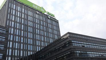 Siedziba GetIn Bank. Warszawa, 13 listopada 2018