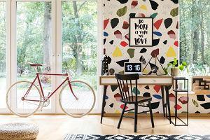 Biurko do pracy w małym mieszkaniu. 20 propozycji
