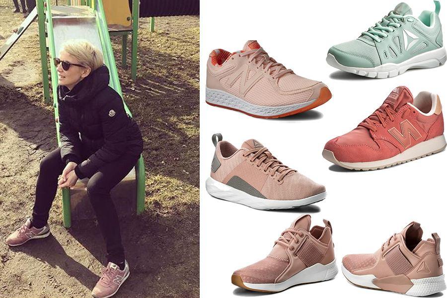 Kolaż, buty sportowe na wiosnę/Materiały partnera