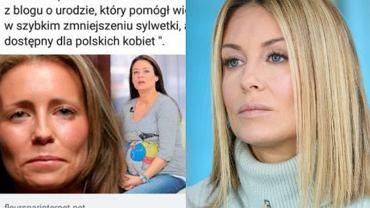Małgorzata Rozenek ofiarą oszustów