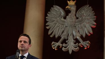 Rafał Trzaskowski wyraził swoją opinię nt. pomnika Lecha Kaczyńskiego w Warszawie