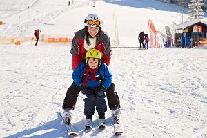 Wyjazdy na narty na ferie 2018 - ile kosztują narty dla dzieci?
