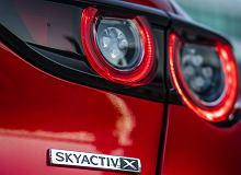 Mazda łączy dwa światy. Technologia SKYACTIV-X jest przełomowym pomysłem na rozwinięcie silnika spalinowego