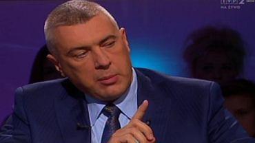 """Roman Giertych w programie """"Tomasz Lis na żywo"""""""