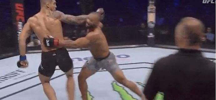 UFC 231: Aleksandar Rakić stopuje Devina Clarka w pierwszej rundzie [WIDEO]