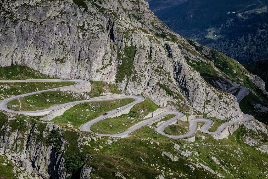 Wyprawa w Alpy elektrykami