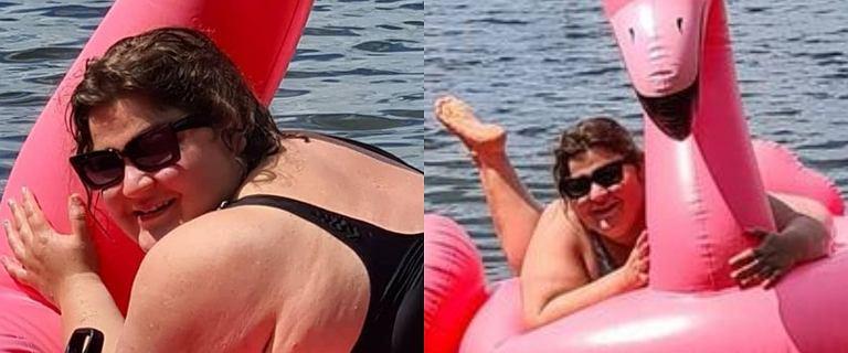 Gwit w kostiumie kąpielowym wyznaje: Wielu pyta, czy się nie wstydzę