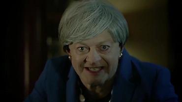 Parodia brexitu. Theresa May niczym Gollum z 'Władcy pierścieni'