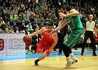 Koszykówka. Turk Telekom Ankara zabawił się ze Śląskiem Wrocław