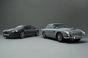 Kroki milowe Aston Martina