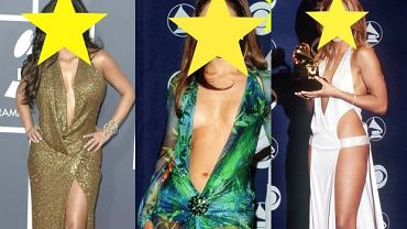 Kto się tak ubrał na Grammy.