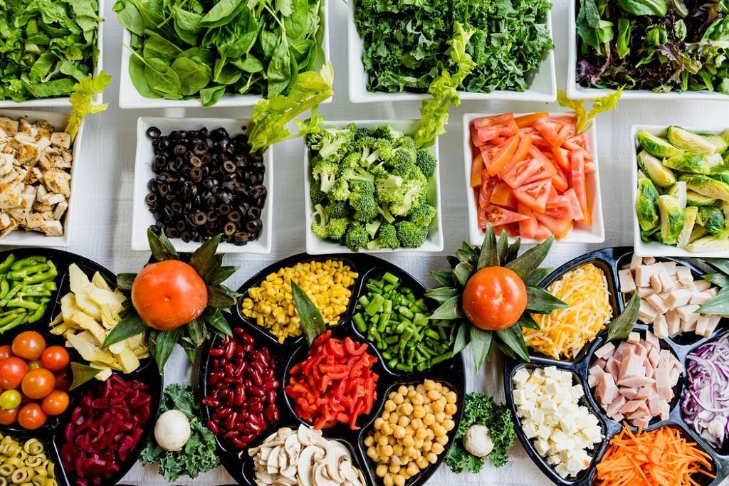 Dieta na jesień i zimę.