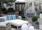 Modny trend - wiszący fotel do ogrodu [CENY]