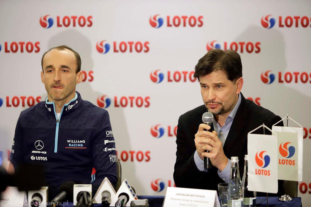 Zdjęcie numer 5 w galerii - Robert Kubica: Mam kolejny cel. Trudniejszy od powrotu do F1