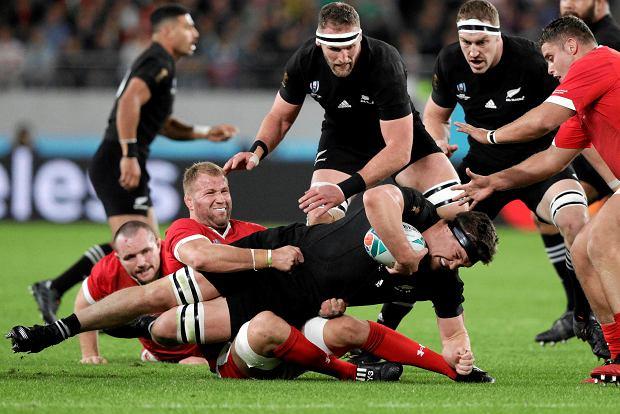 Nowa Zelandia z brązowym medalem MŚ w rugby