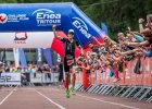"""Triathlon. Kacper Adam - pierwszy Polak, który """"złamał"""" cztery godziny"""