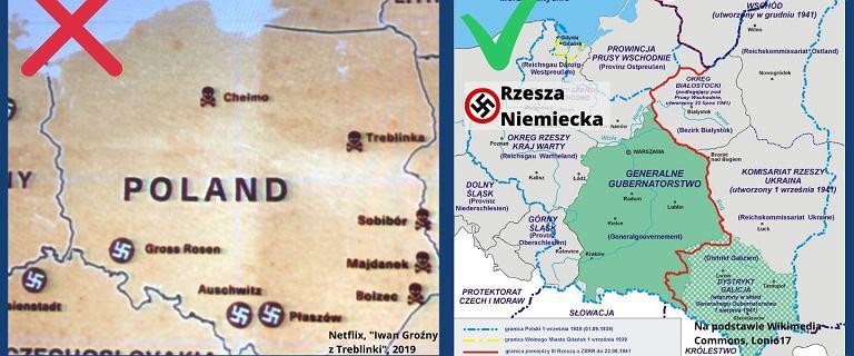 """MSZ o mapie w """"Iwanie Groźnym z Treblinki"""": Dbajmy o prawdę historyczną"""