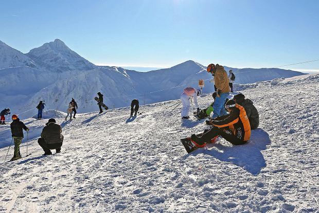 Zdjęcie numer 56 w galerii - Słońce, śnieg i szczyty. Piękna pogoda w Tatrach, zachwycające widoki