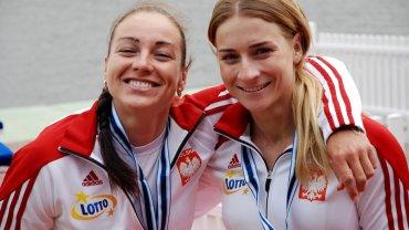 Karolina Naja (z prawej) i Beata Mikołajczyk