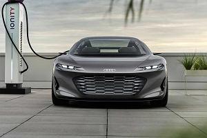 Tak wygląda przyszłość w wizji Audi. Wymyślne cygaro