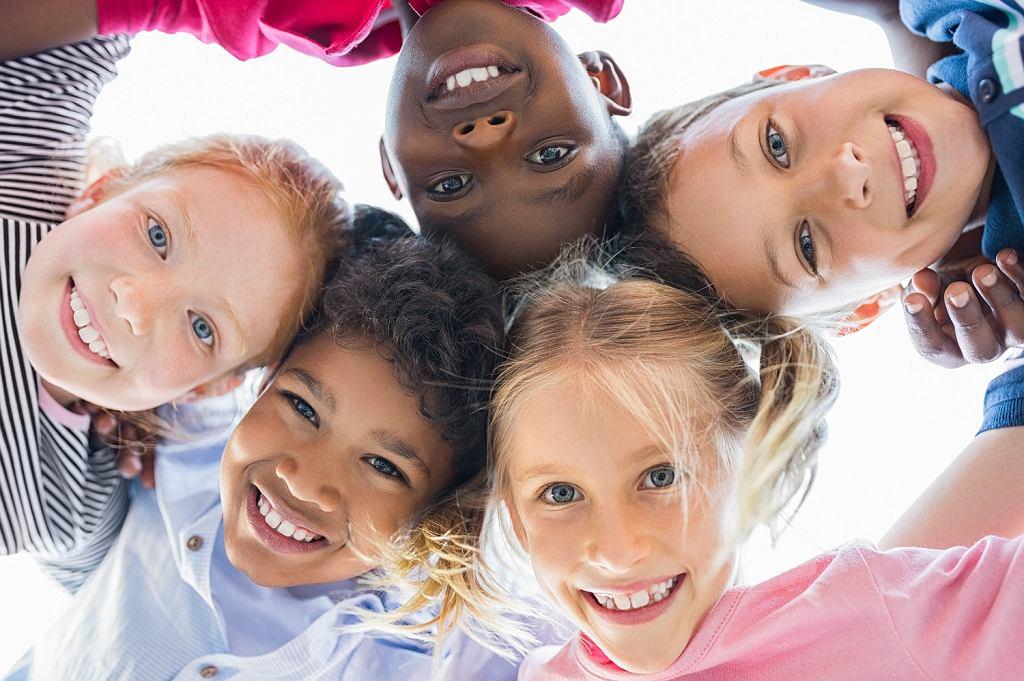 Dzieci pojmują świat w sobie tylko znany sposób.